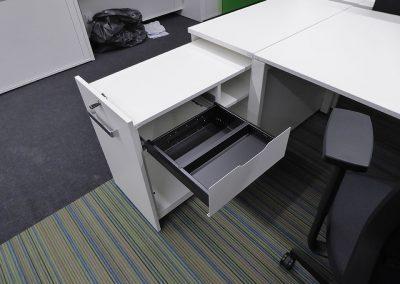Maatmeubilair voor kantoren - West-Vlaanderen VDB Productions